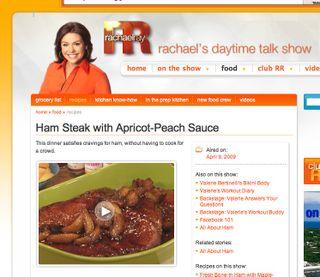 3 ways ham rachael ray