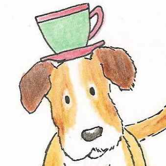 Etsy store image-dog w:cup