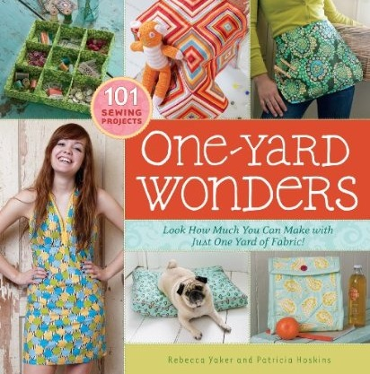 Book: one yard wonders