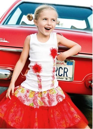 Tralala-skirt
