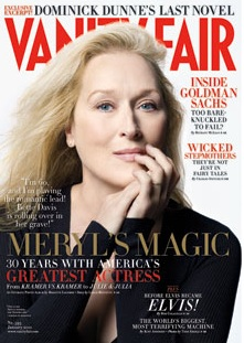 Meryl Streep on VF