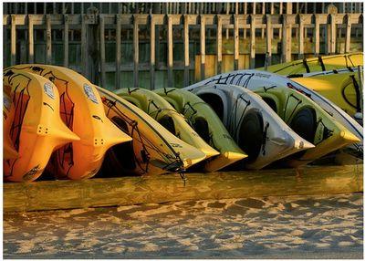 Kayaks-Zevotron
