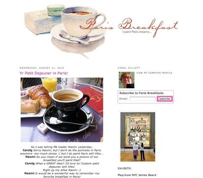 Parisbreakfast