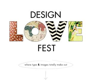 Design love fest blog