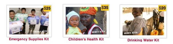 Mercy Kits