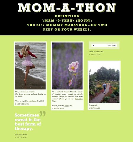 Momathon on tumblr