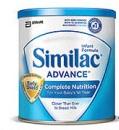 Similac Infant Formula recall