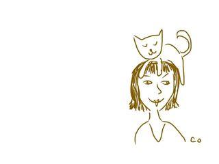 cat illustration by Chris Olson