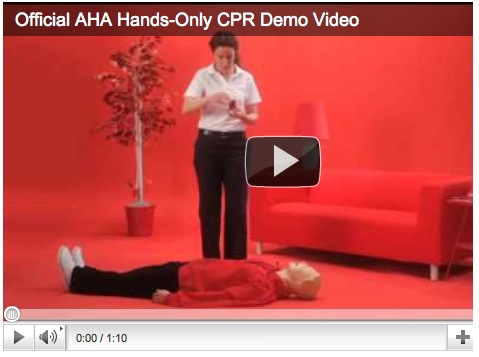 CPR video