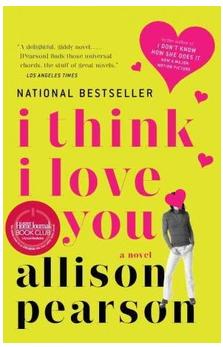 I thiink i love you book