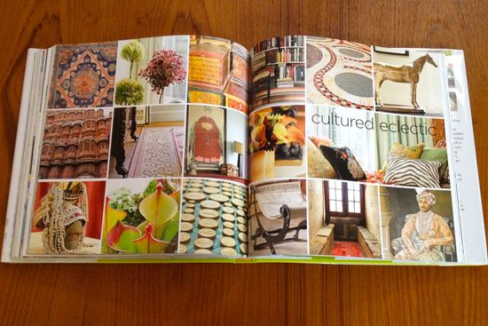 Annie Selke's decor book Fresh American Spaces.