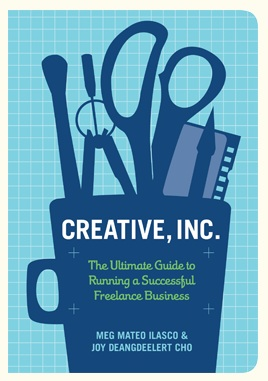 Creative, Inc. book