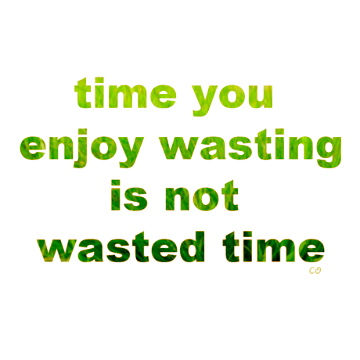 time you enjoy