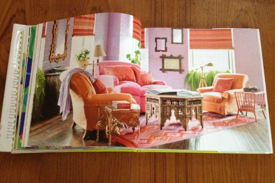 Annie Selke's decor book Fresh American Spaces
