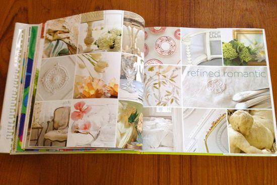 Annie Selke's decor book Fresh American Spaces.