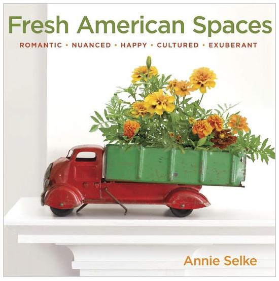 Fresh American Spaces by Annie Selkie
