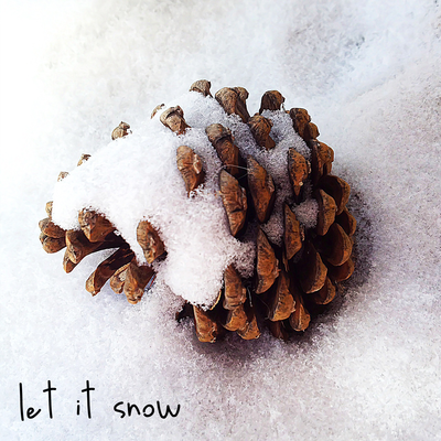"""let it snow"" by Chris Olson"