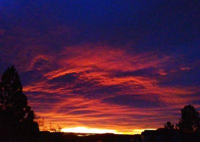 Veteran's Day sunrise