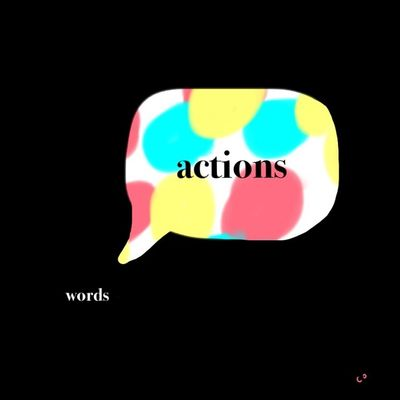 Actions-speak