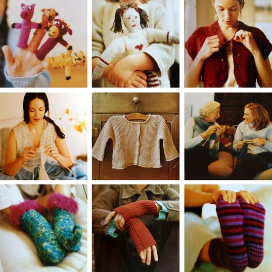 Weekend Knitting: 50 Unique Projects and Ideas book by Melanie Falick