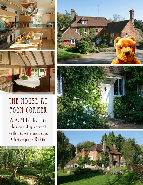 The House at Pooh Corner: A.A. Milne's Home for Sale