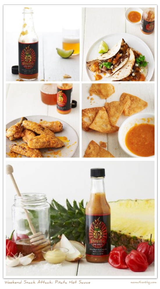 Weekend Snack Attack: Pinata Hot Sauce