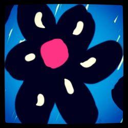 Black Flower by Chris Olson