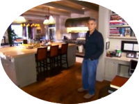 Decor Crush: A House Tour with George Clooney
