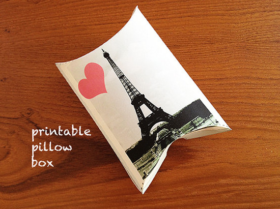 I Heart Paris Eiffel Tower Printable - Etsy