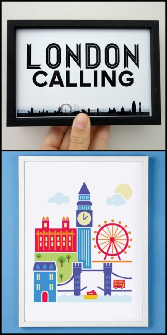 It's So Etsy: London Calling