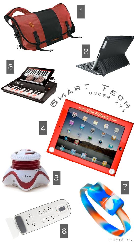Back to School: Smart tech gear under $75