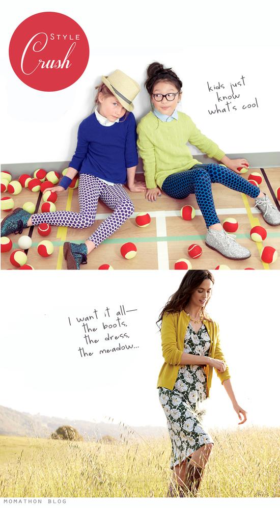 Style Crush: Mom + kids