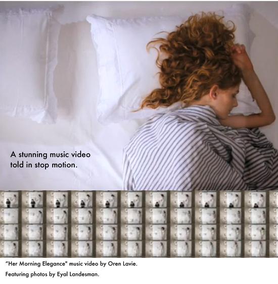 Her Morning Elegance-music video