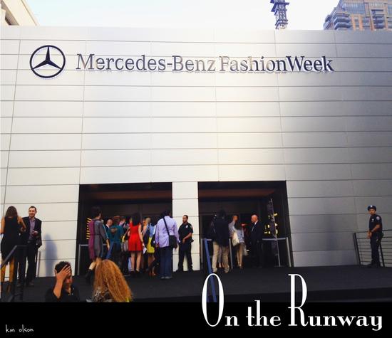 New York Fashion Week, KM Olson