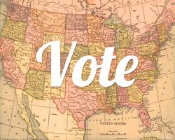 VOTE, Your Ballot Please (Election 2012)