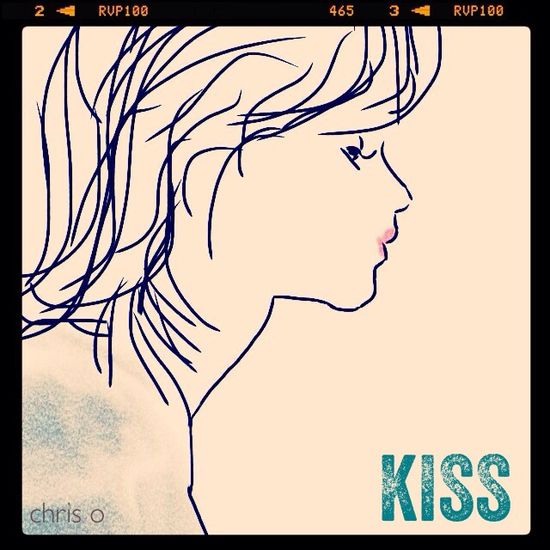 Kiss_Illustration