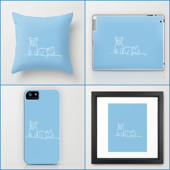 French_Bulldog_iPhone_Cover
