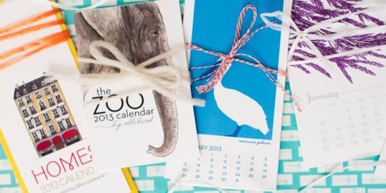 2013_Calendar_CaravanShoppe