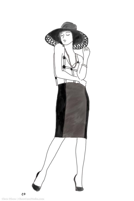 Johana_pencil_skirt_fashion_star