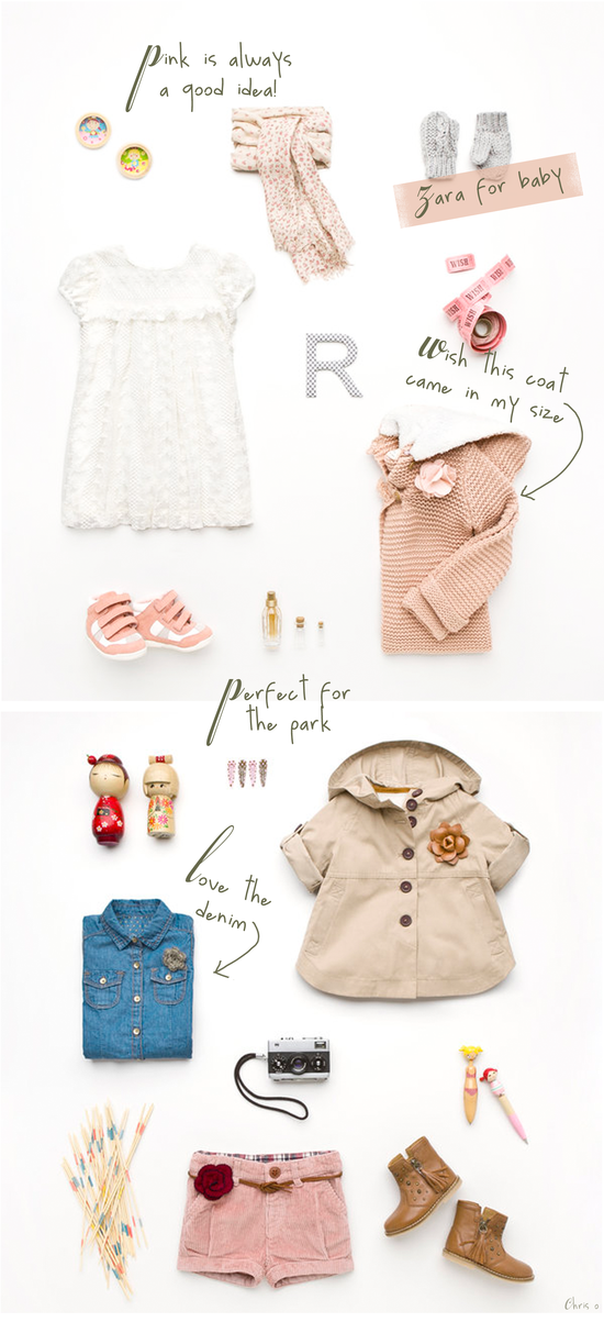 Zara for baby girls