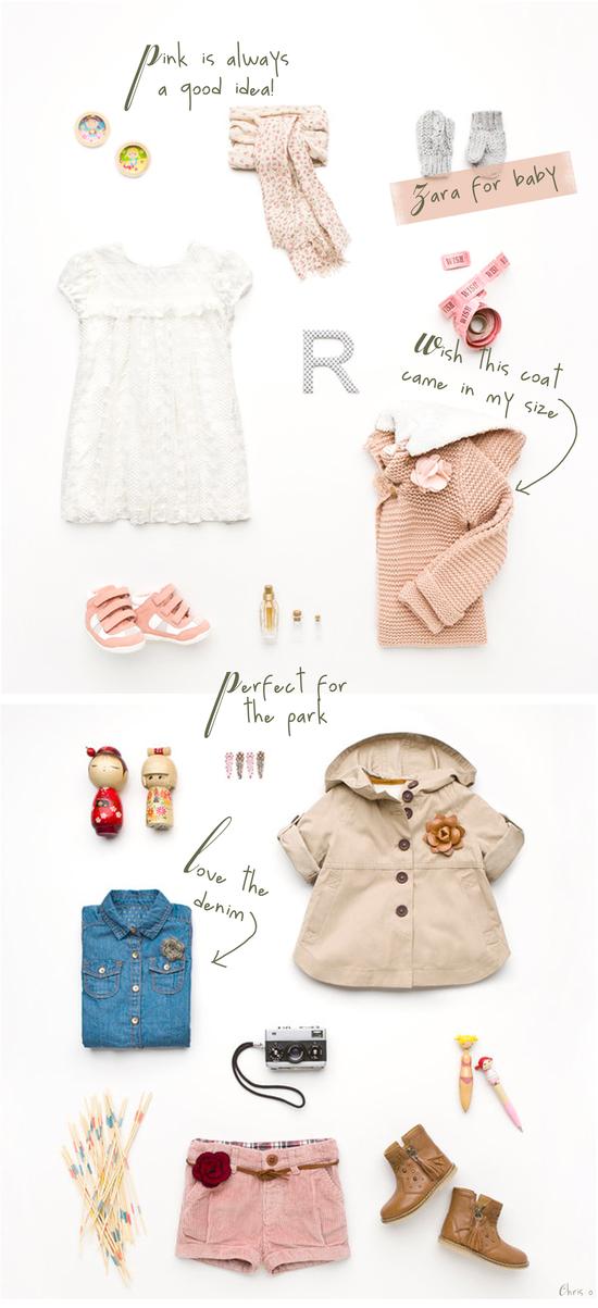 Zara for baby girls