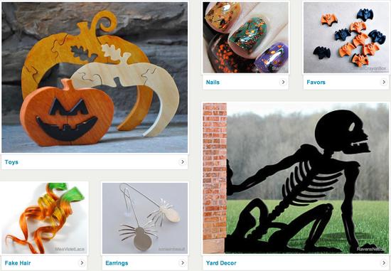Shop Etsy for a handmade Halloween