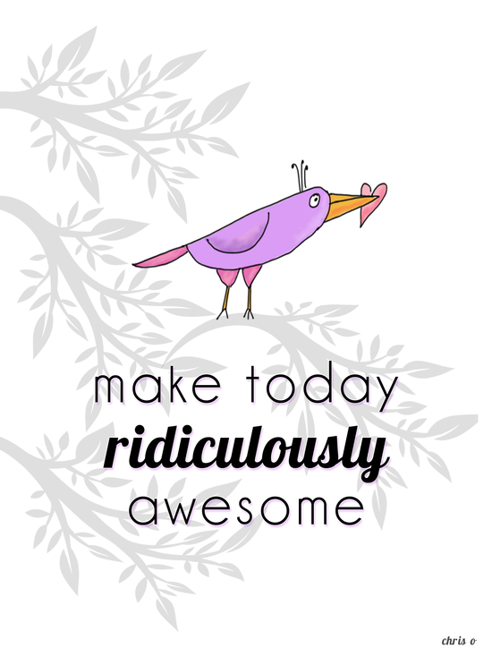 Make_today_awesome