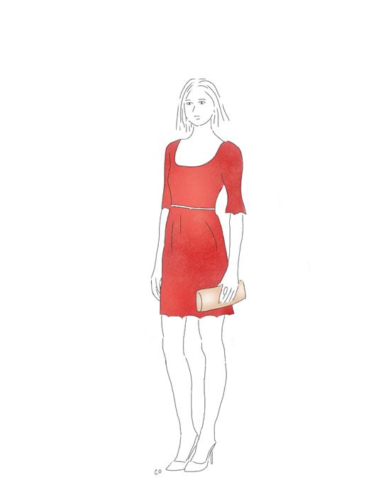 Fashion_Star_Lace_Dress_Saks