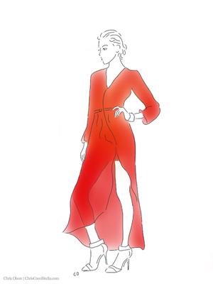 Johana's_Sheer_Maxi_Dress_Fashion_Star
