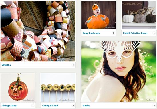 Shop Etsy for Handmade Halloween