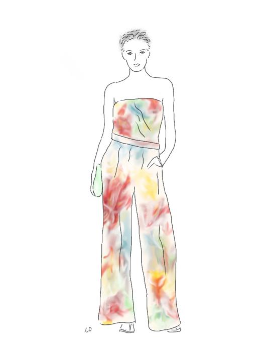 Johana's_Strapless_Jumpsuit_Fashion_Star