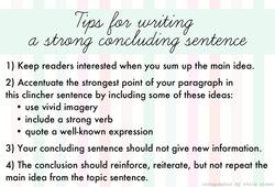 How-to-write-a-concluding-sentence-