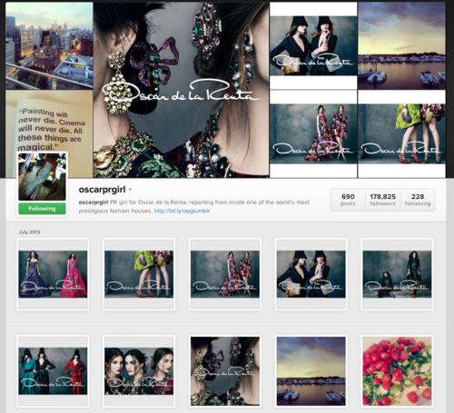 OscarPRgirl on Instagram