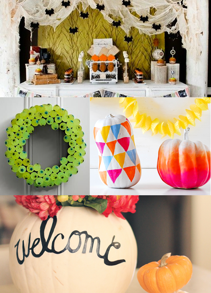 Halloween party pinterest